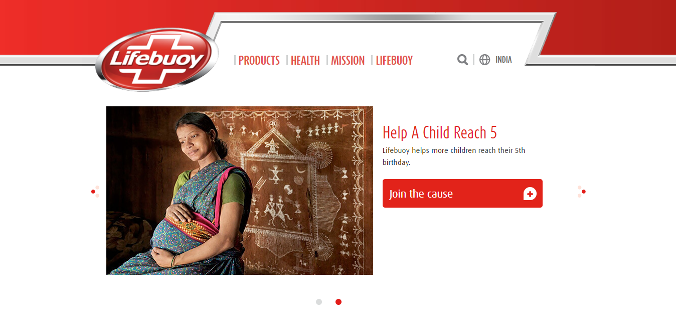 Lifebuoy Bootstrap example website