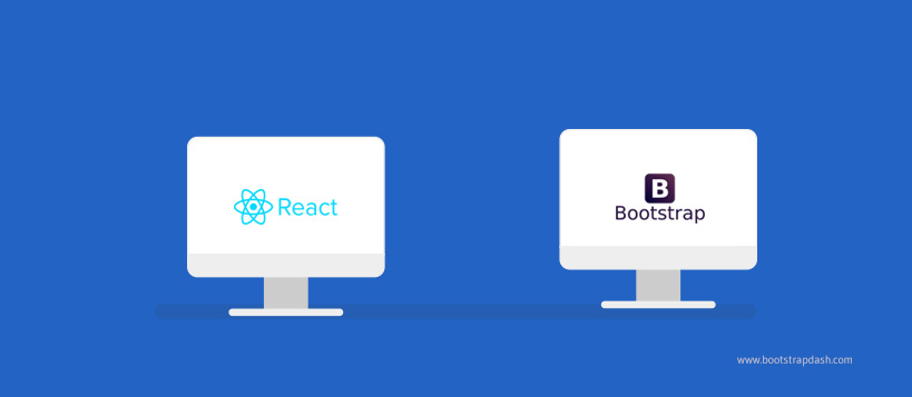 Use Bootstrap 4 With ReactJS