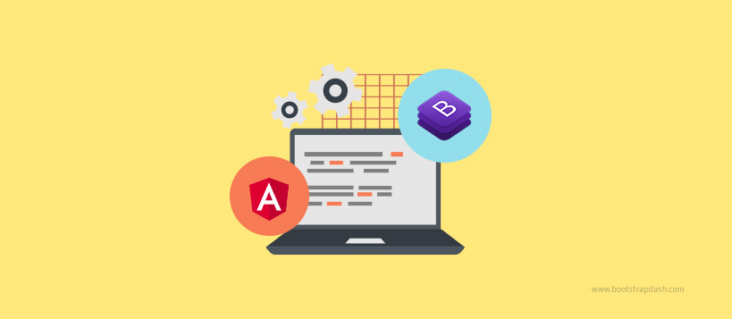 Use Bootstrap 4 with Angular
