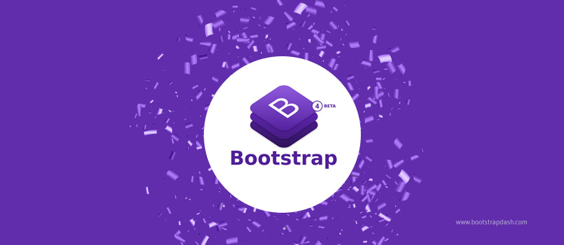 What's New in Bootstrap 4 Beta