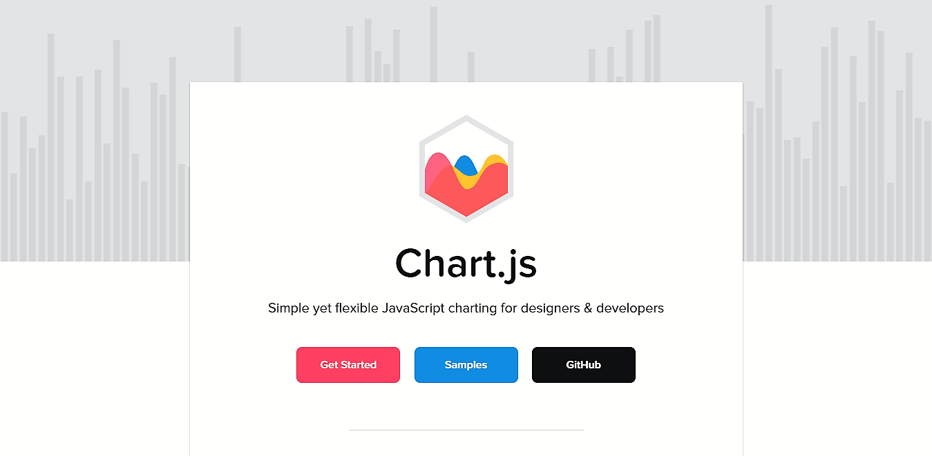 Chart.js JavaScript charting library