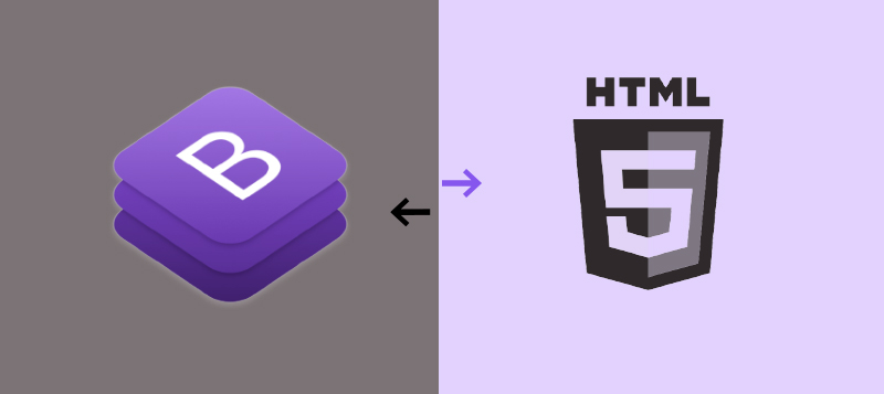 How to Use Bootstrap With HTML