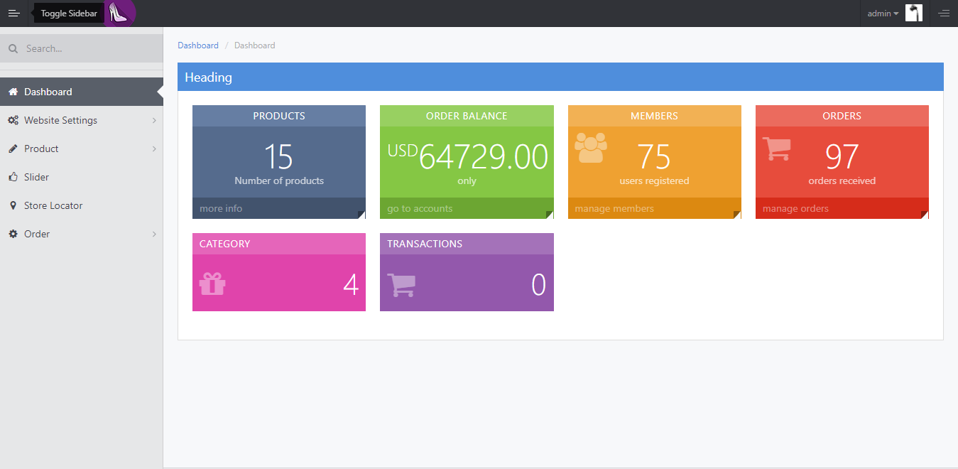 android-ecommerce-app-admin-template - BootstrapDash