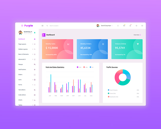 Bootstrap Admin Template   Free Bootstrap Dashboard Theme