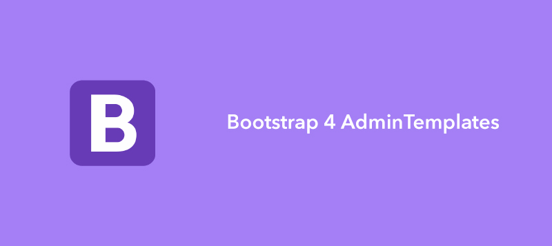 bootstrap4 admin templates