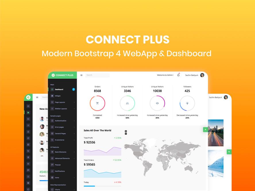 Connect Plus Admin