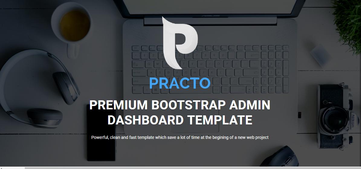 10 Popular HTML Admin Website Templates