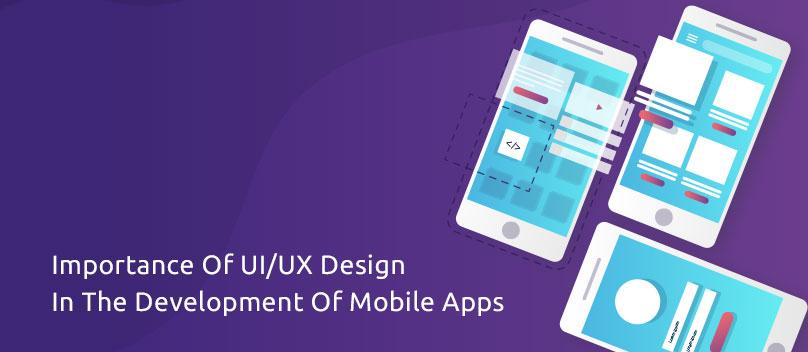 ui ux design of mobile apps