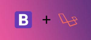 Laravel Bootstrap Integration