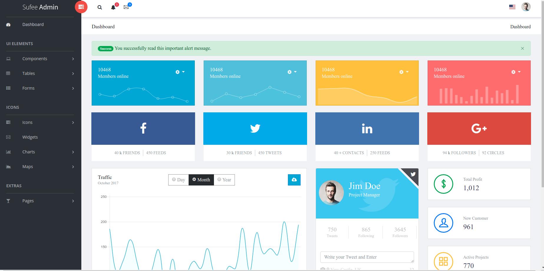 sufee-admin-dashboard