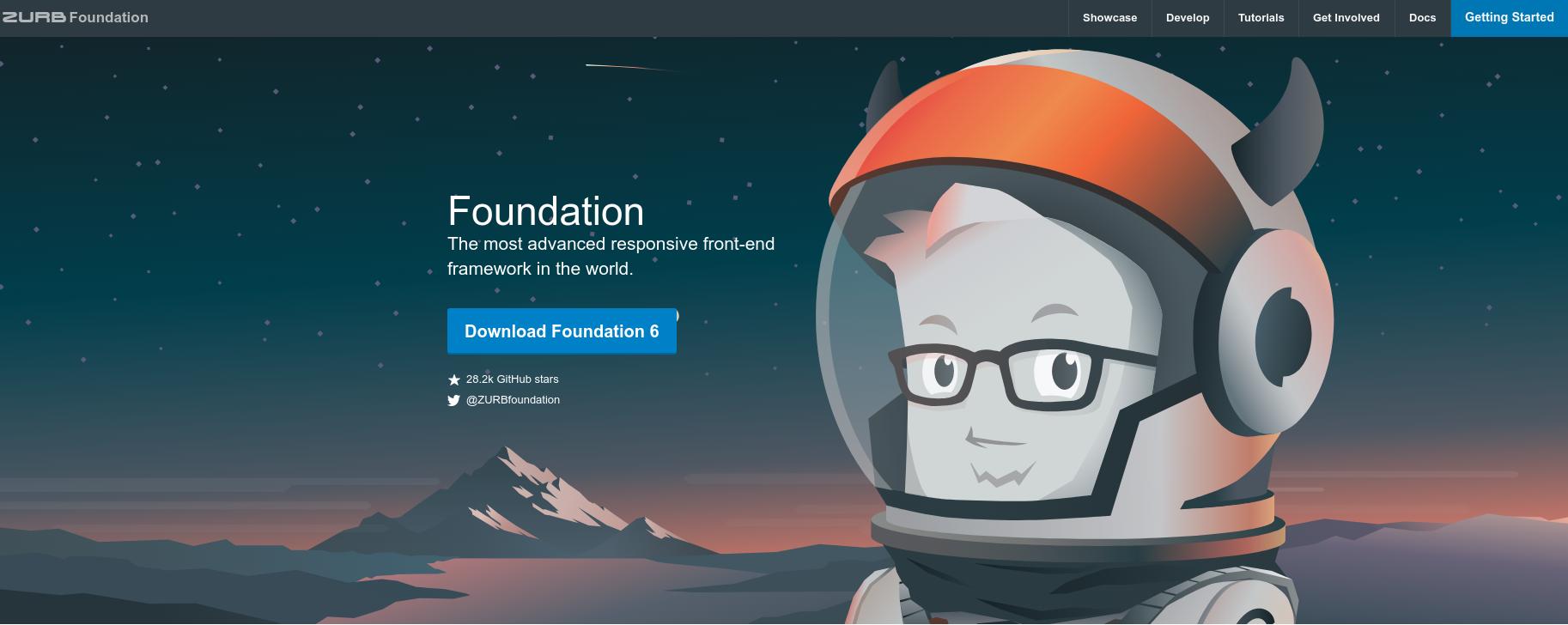 Bootstrap 4 Vs  Foundation 6