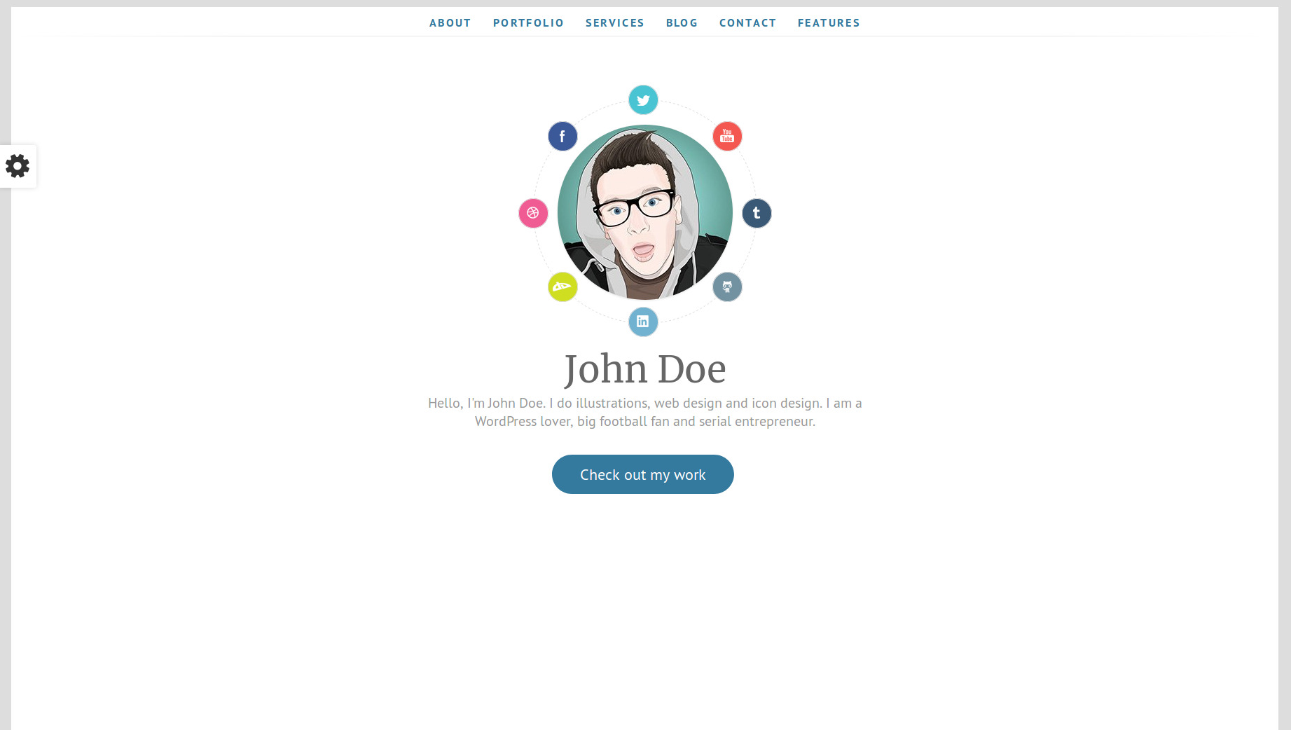 Best Free Personal Portfolio Website Templates Of 2020 Bootstrapdash