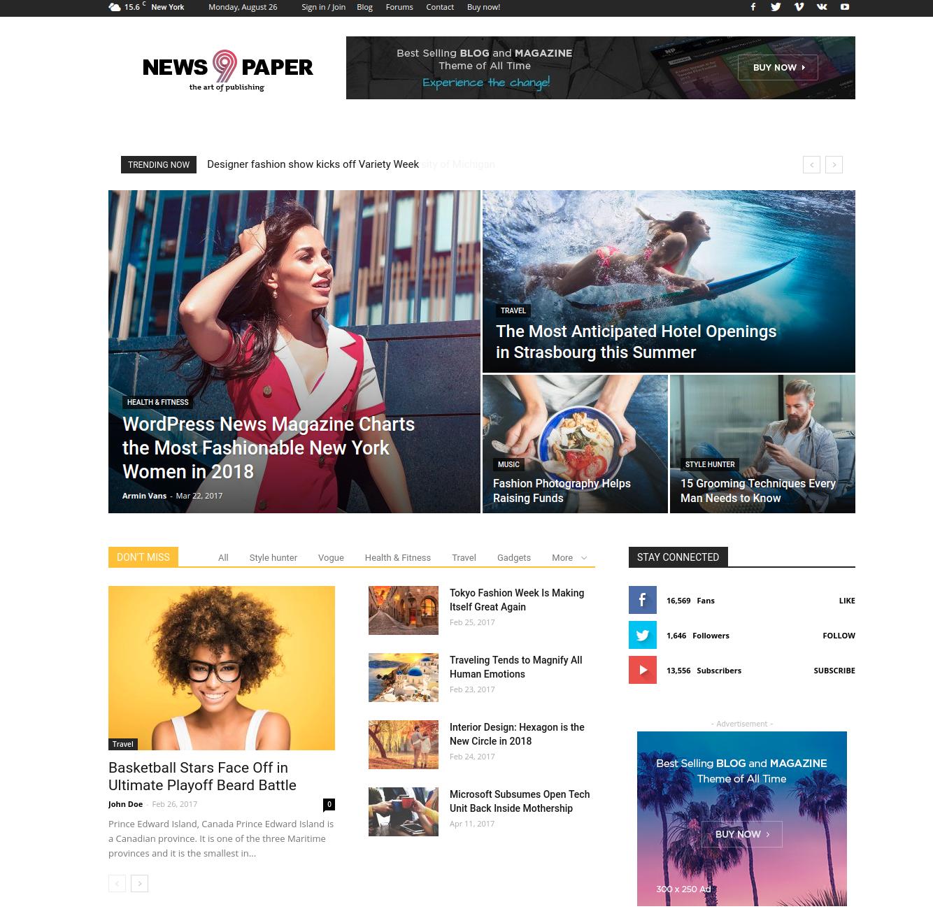 news 9 papper