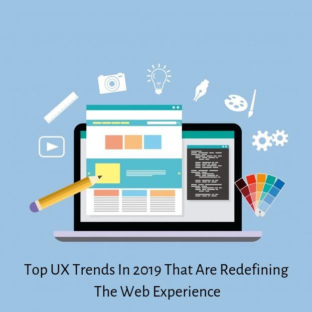 Top UX Trends In 2019
