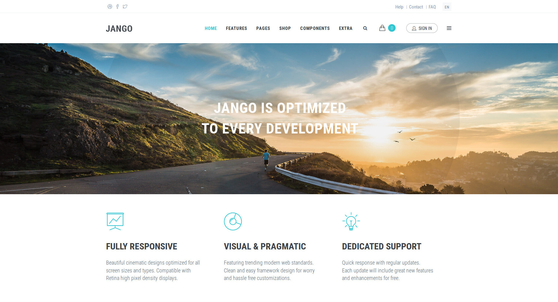 Responsive and Easy to Use Bootstrap Video HTML Website