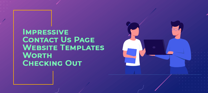 10+ Impressive Contact Us Page Website Templates Worth Checking Out