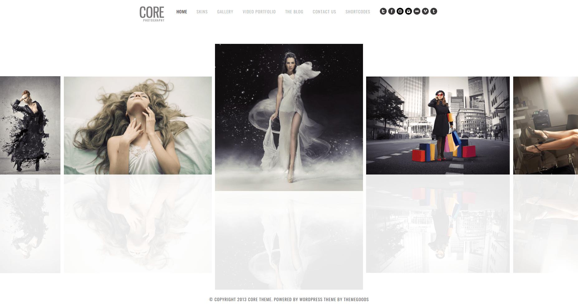 core photography