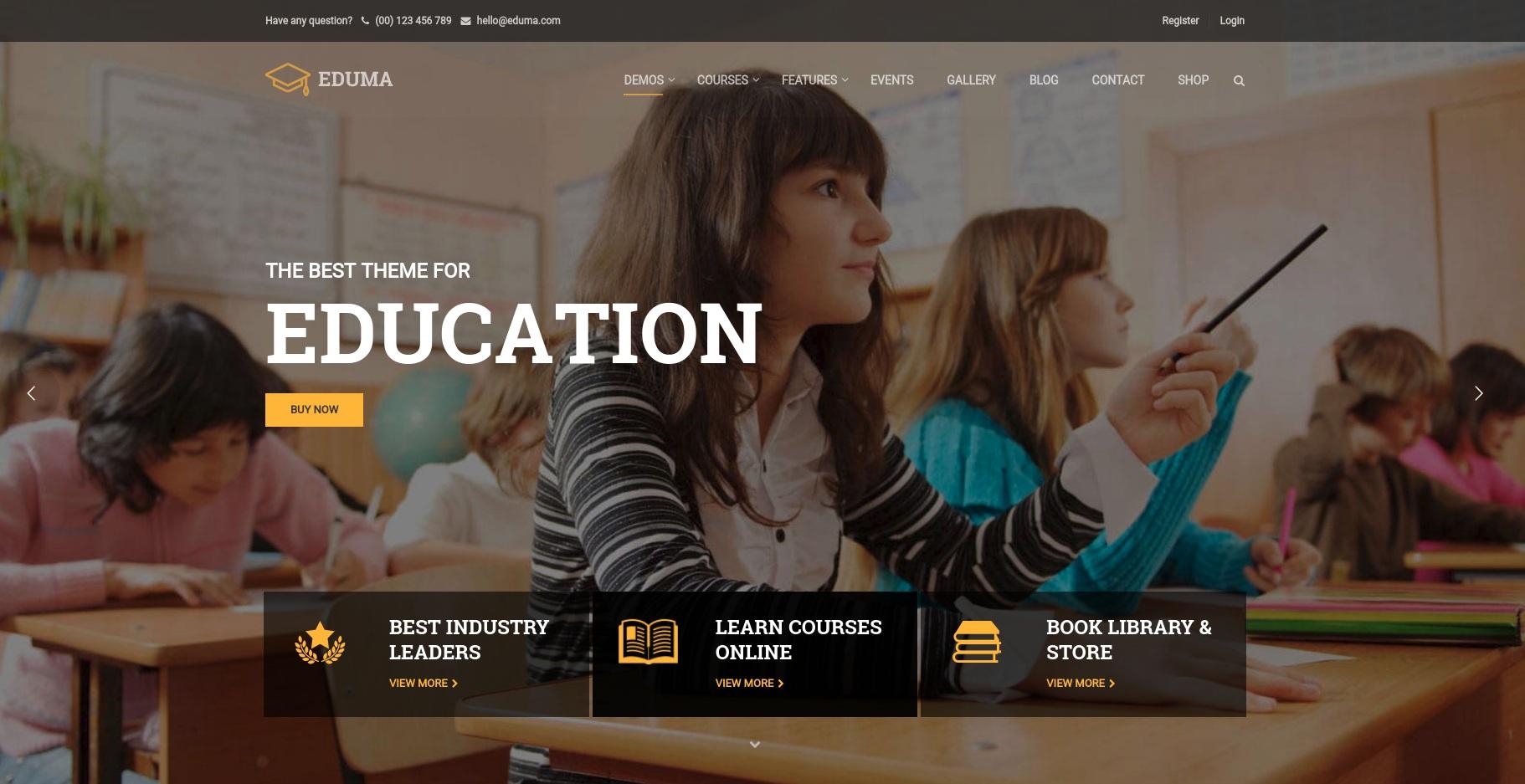 education themes