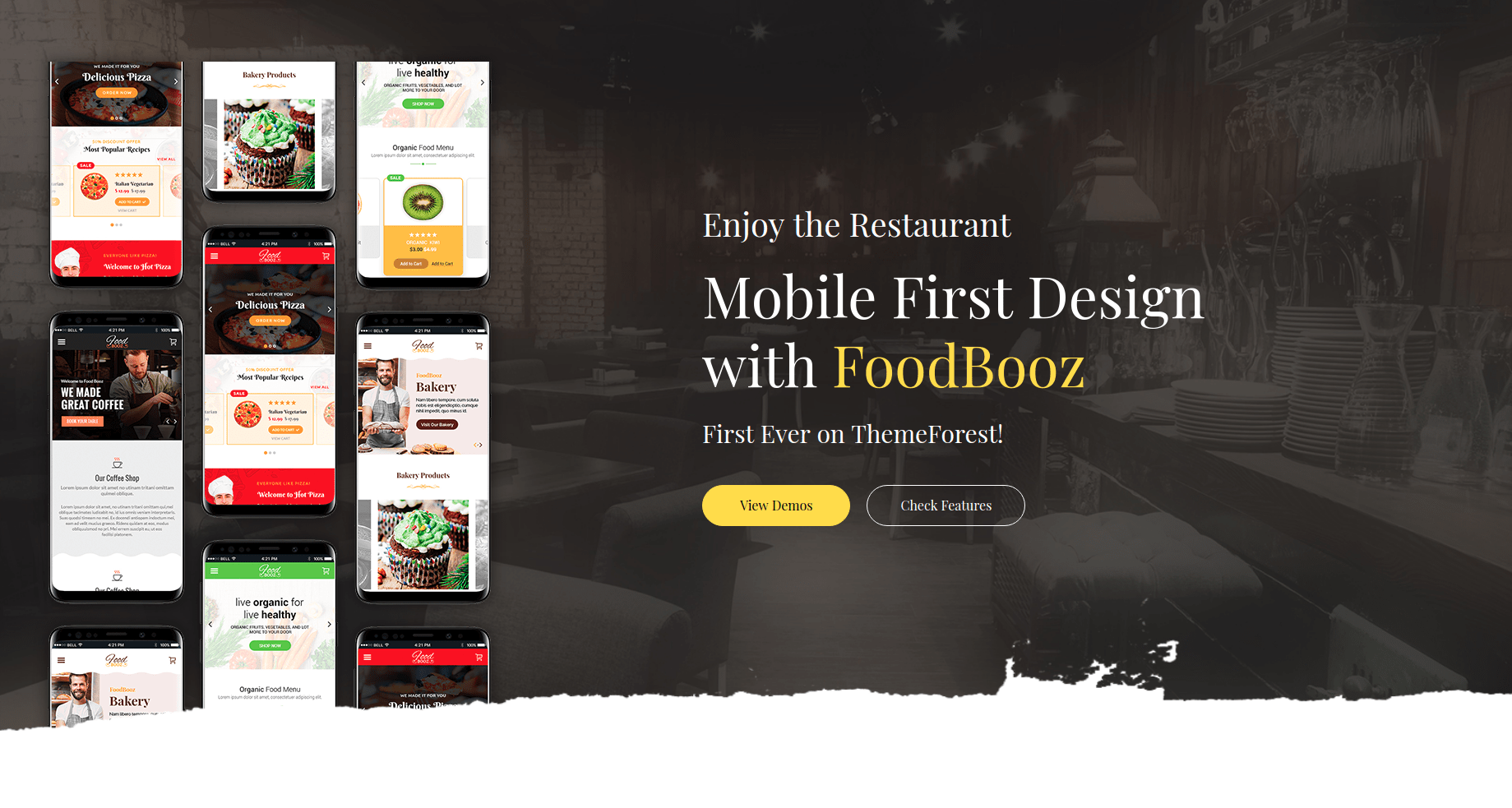 foodbooz design