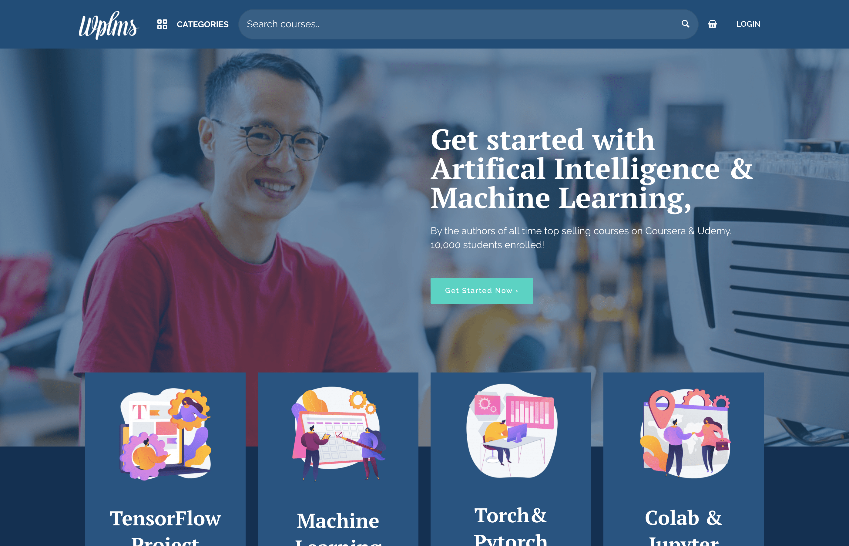 wplms artificial intelligennce