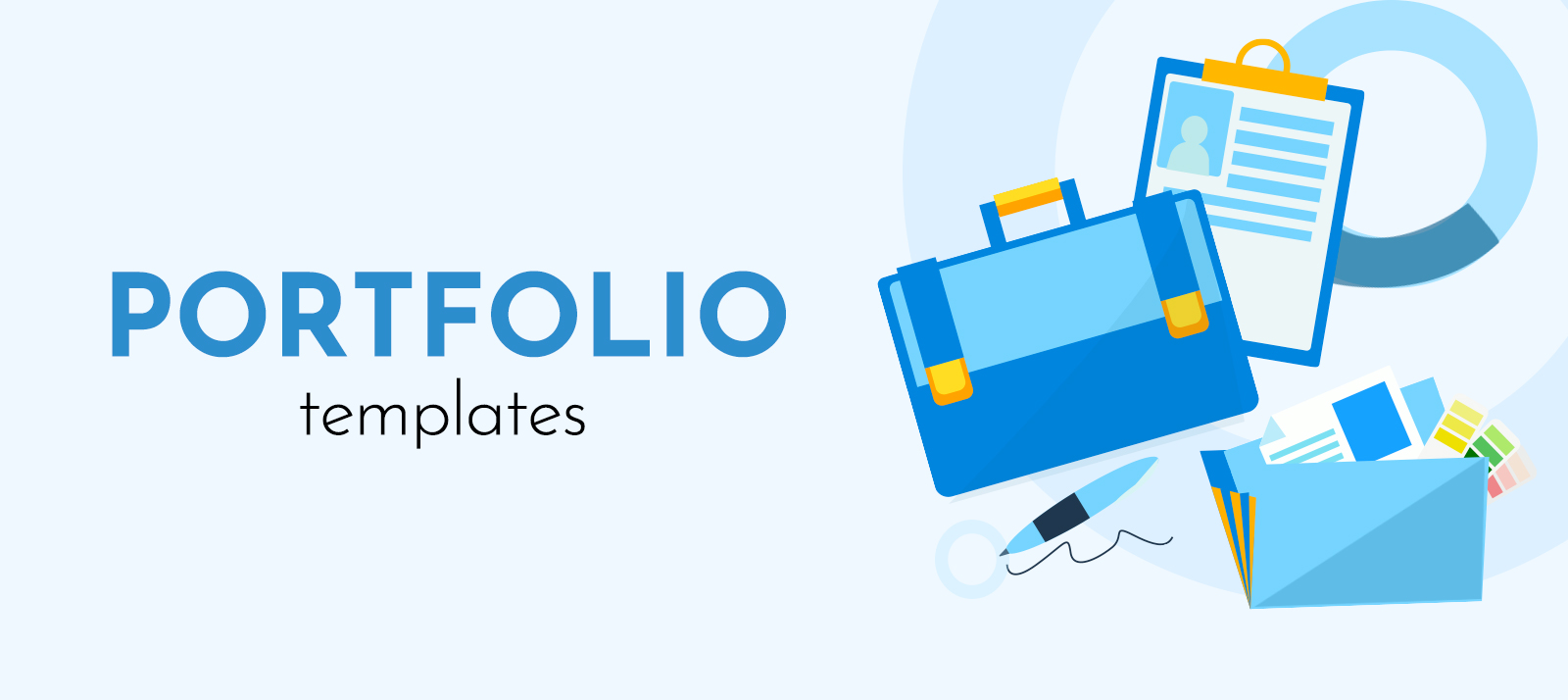 Bootstrap HTML Portfolio Templates You Must Check Out