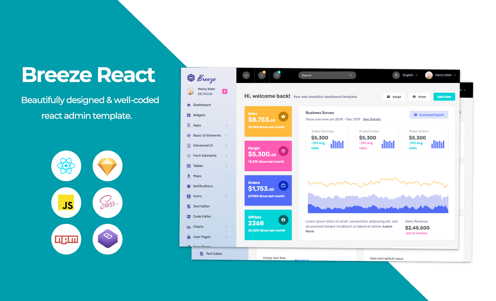 Breeze React