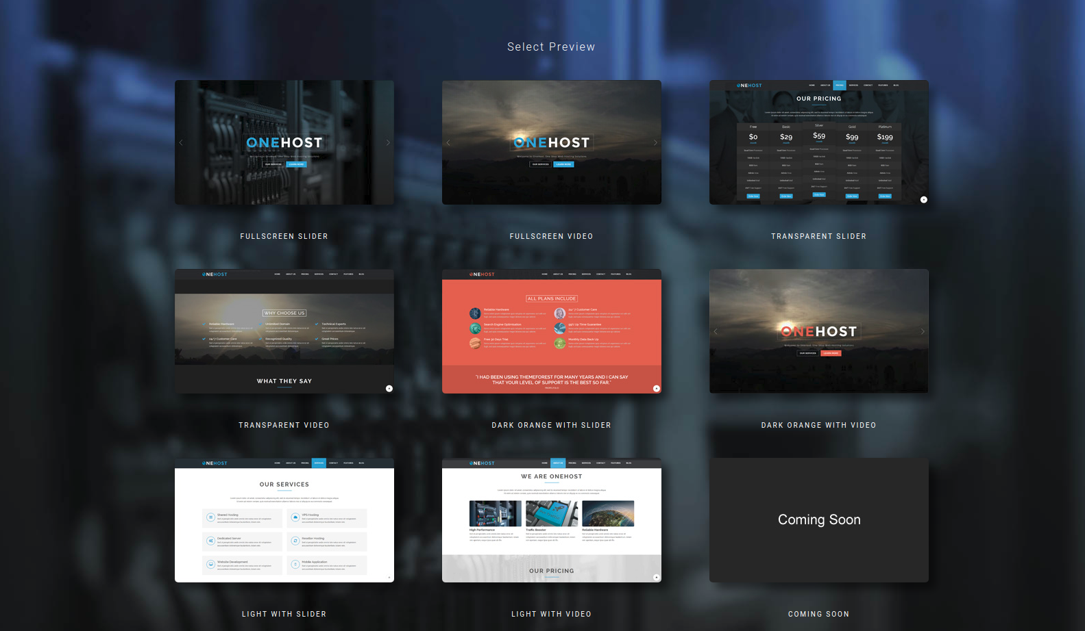 10+ Bootstrap Gallery Templates That Are Sure to Attract