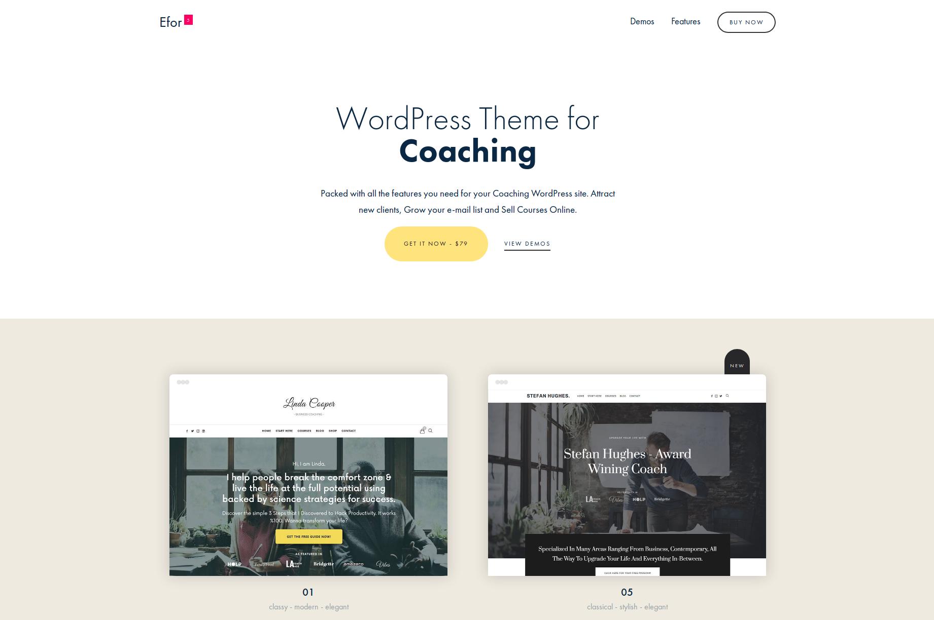 -Efor-Coaching-WordPress-Theme