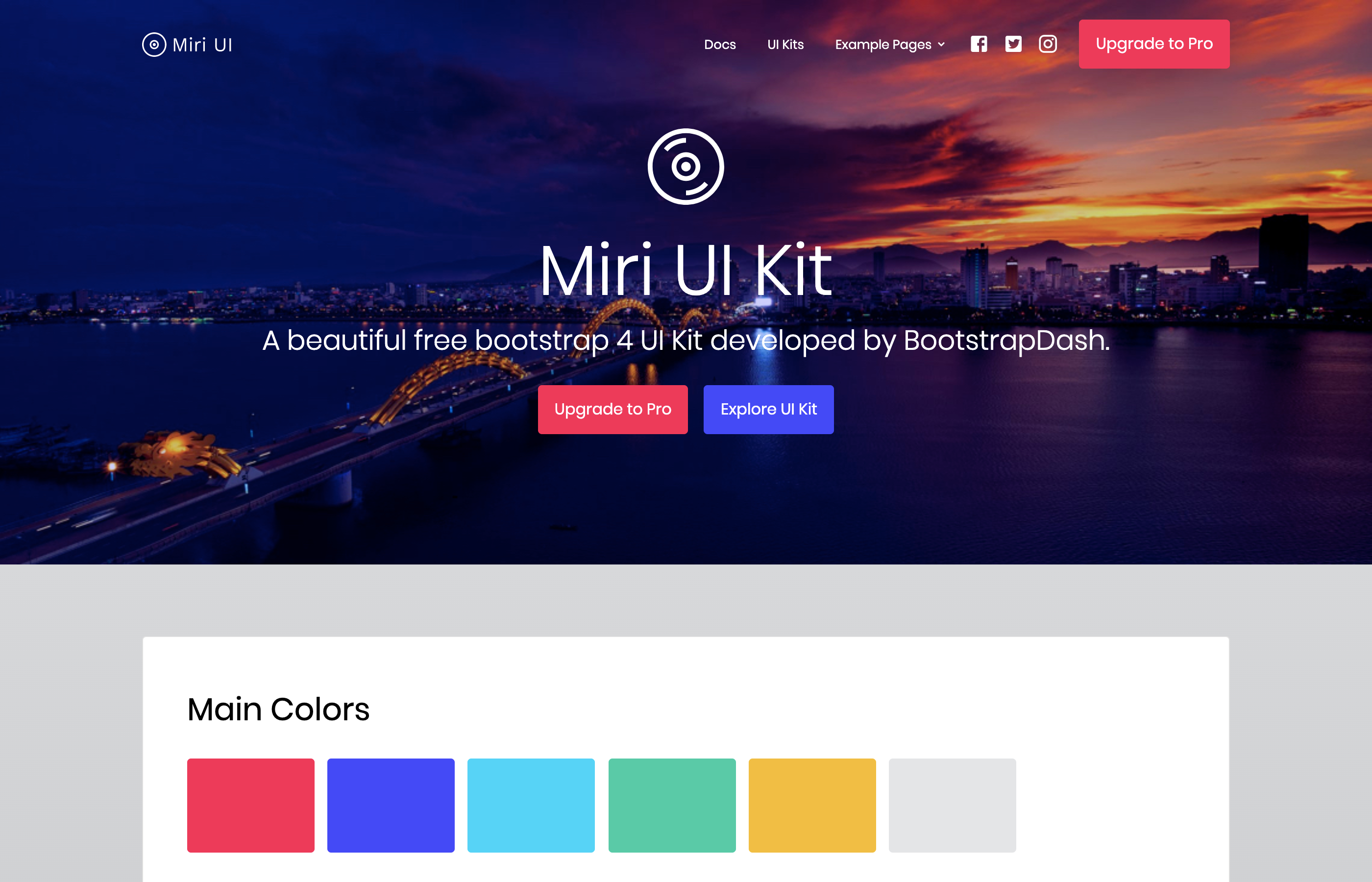 miri ui kit free