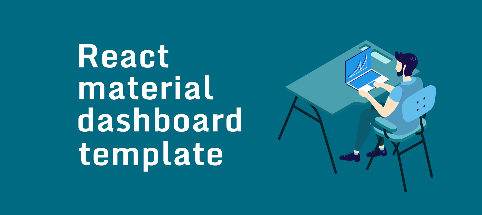 Best React Material Dashboard Templates Sure to Make a Big Impact in 2020