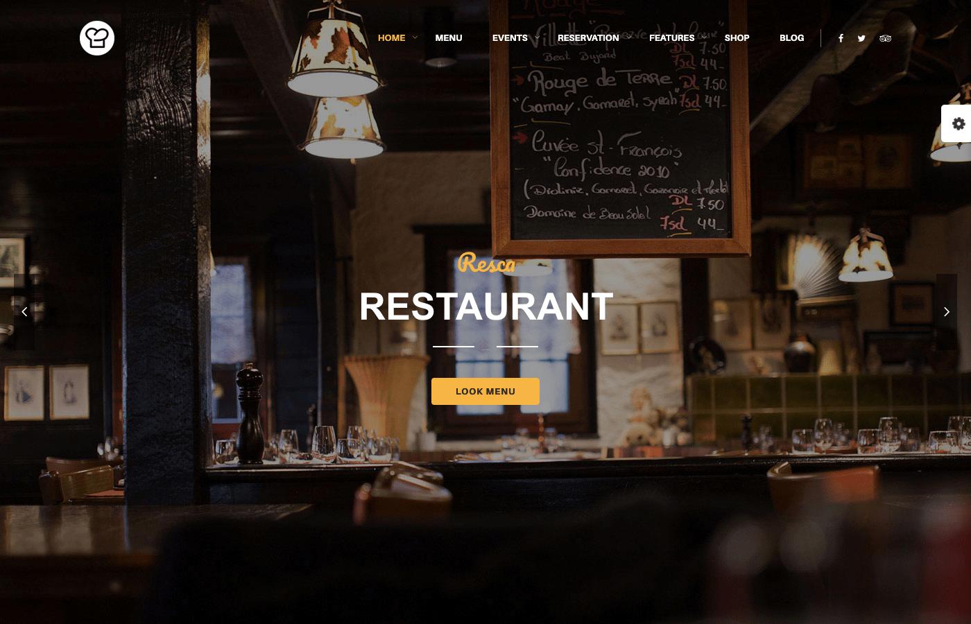 resca restaurant