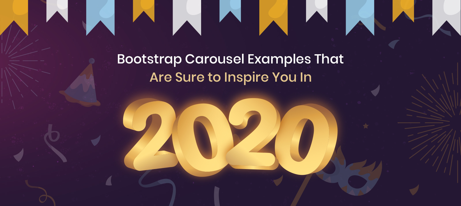 Bootstrap Carousel Examples That Are Sure to Inspire You in 2020