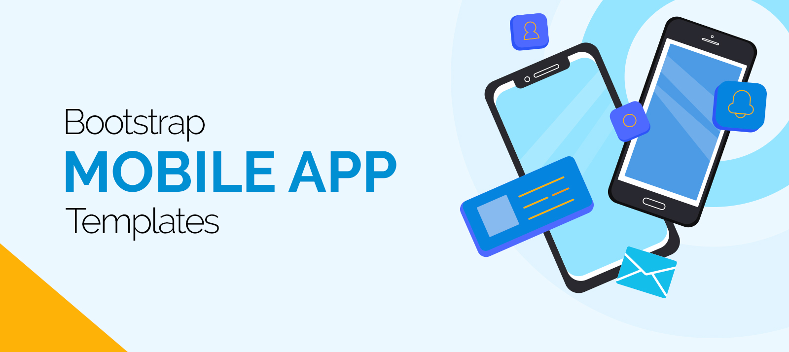 10 Trendy and Feature-Packed Bootstrap Mobile App Templates