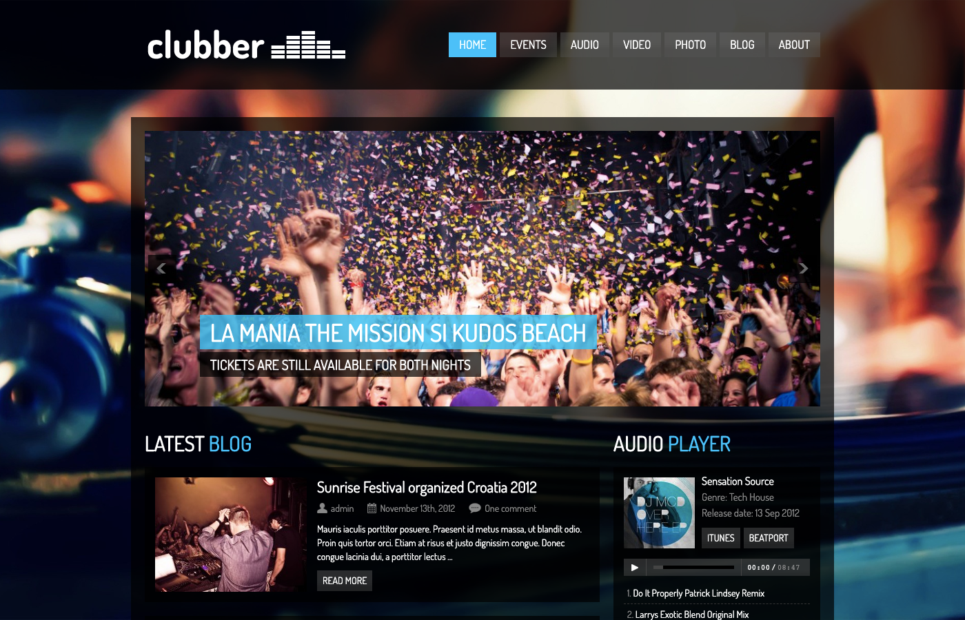 clubber