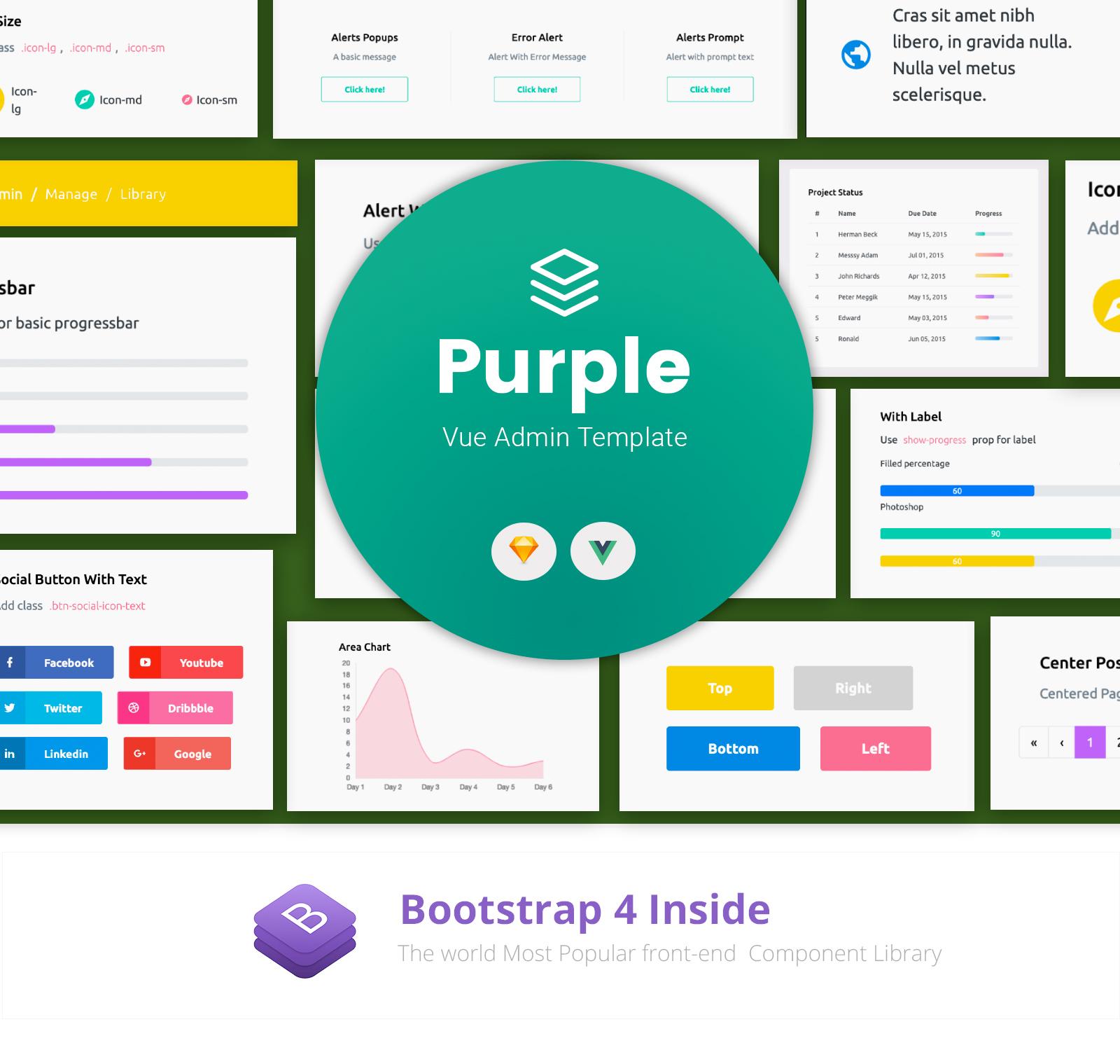 Purple Vue