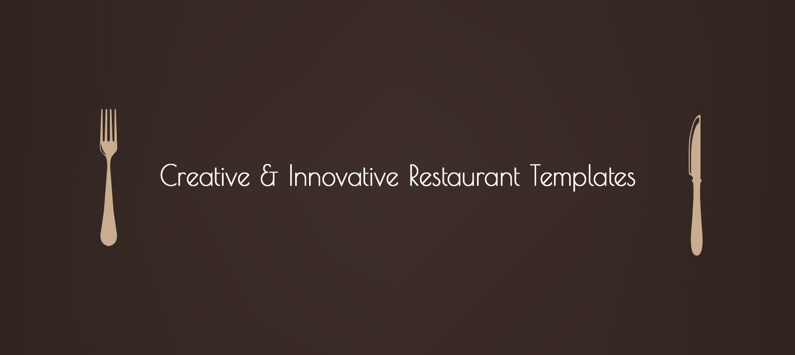 10 Creative and Innovative HTML and Bootstrap Restaurant Templates