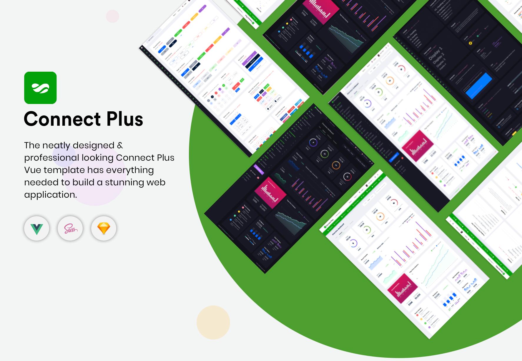 Connect Plus Vue