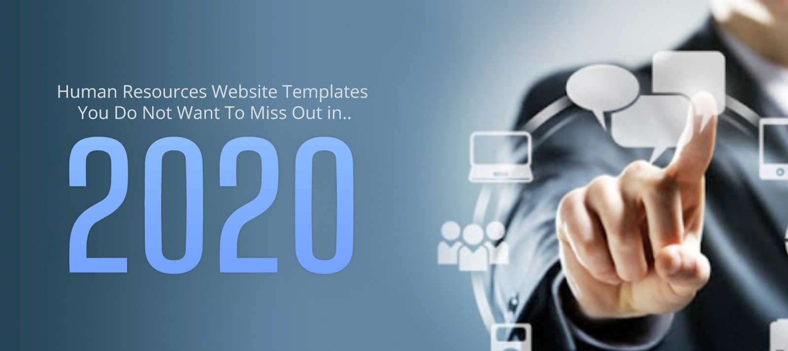 Top 10 Human Resources Website Templates You Do Not Want To Miss Out in 2020