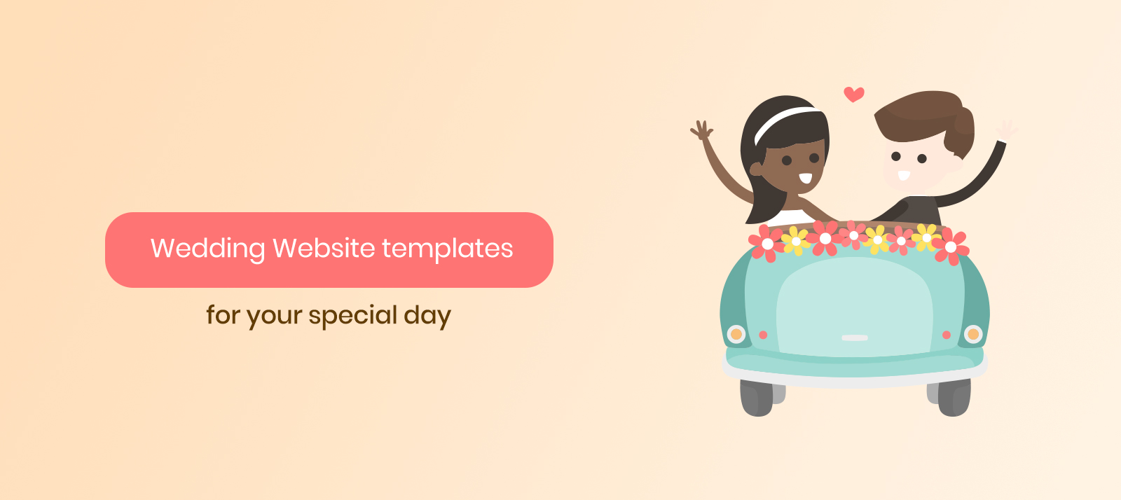 10 Best Wedding Website Templates For Your Special Day