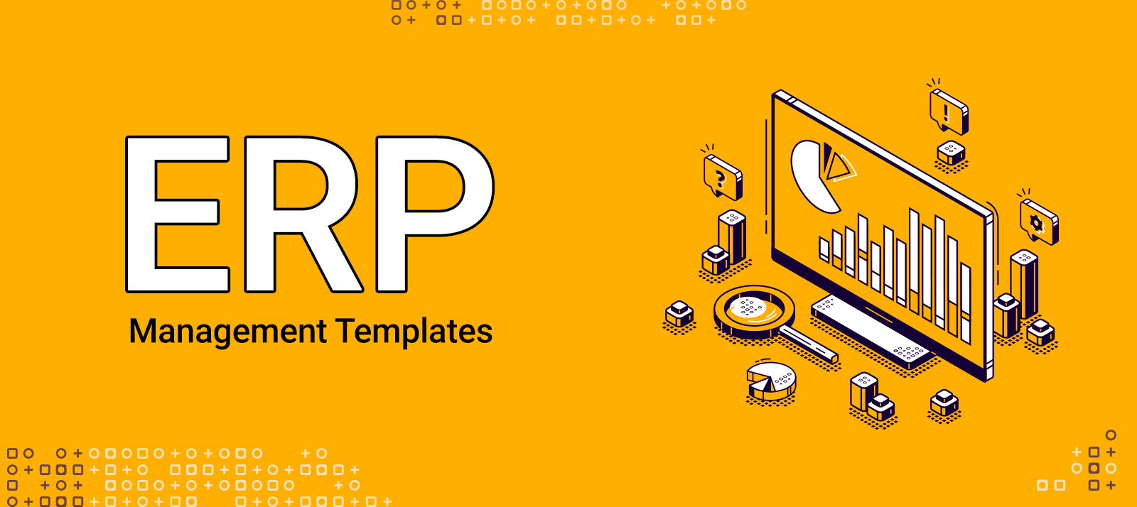 Top 10 ERP Management Dashboard Templates For Your Next Project