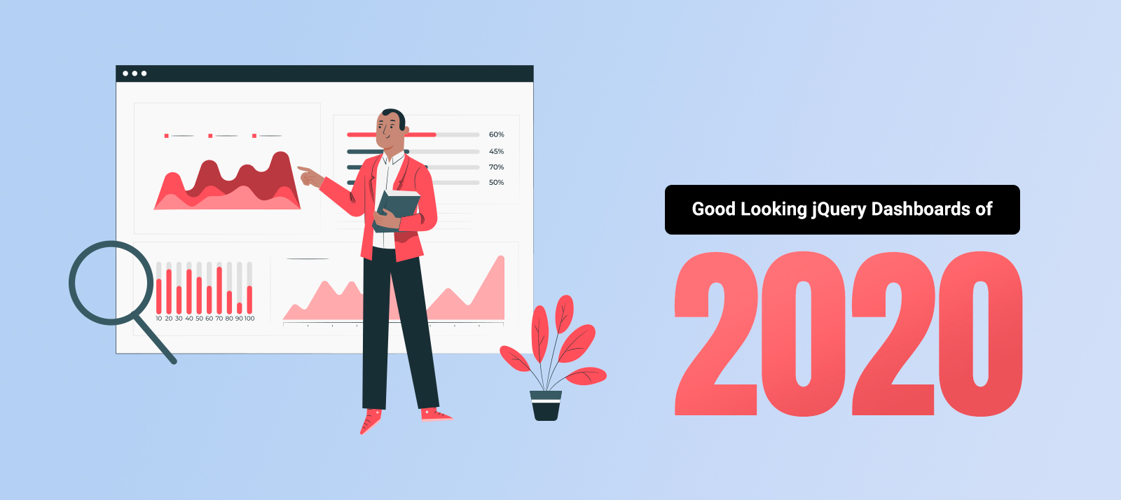 Top 25+ Attractive Jquery Dashboards of 2020 For Web Developers