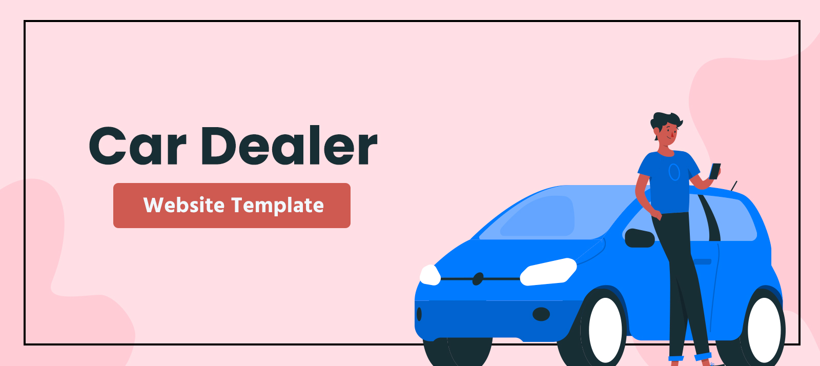 New Free and Premium Car Dealer Website Template That You Can Use in 2020