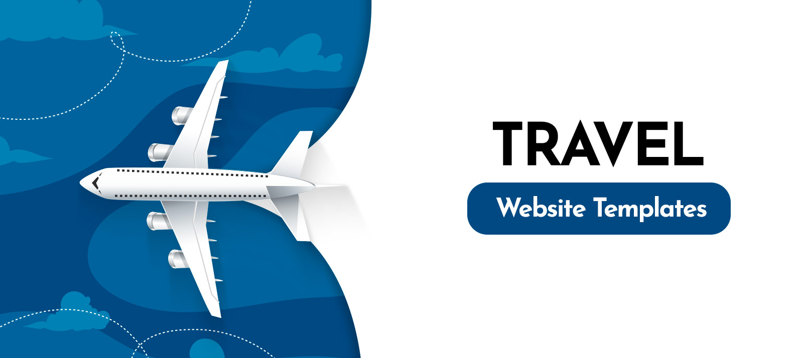 16 Powerful Travel Website Templates For Building Beautiful Travel Websites