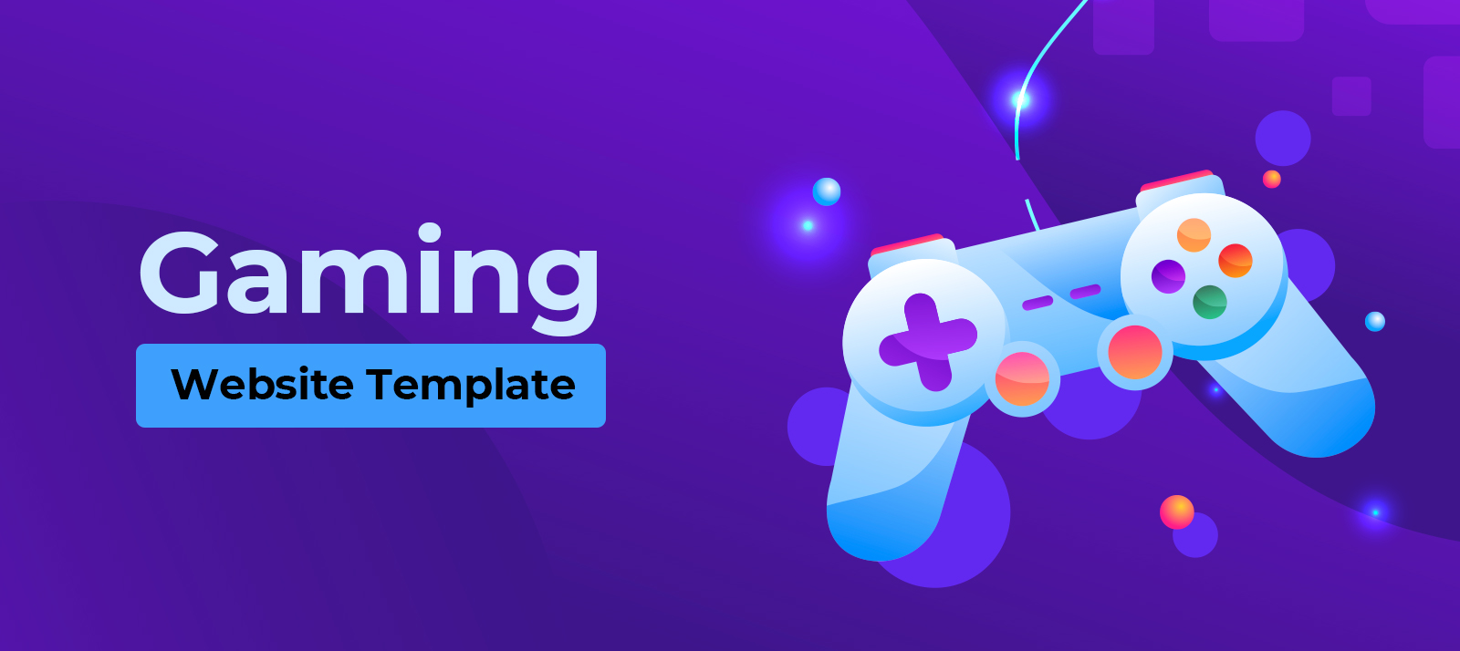 17 New and Trending Gaming Website Templates For Game Developers