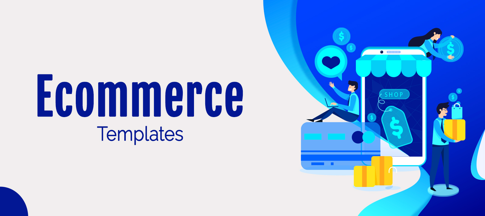35+ Free And Easy To Use Bootstrap 4 Ecommerce Templates You Should Try In 2020