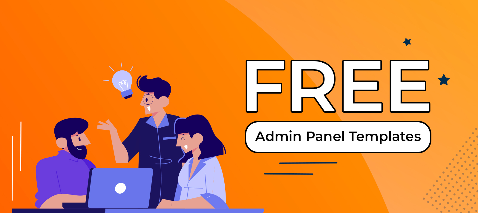 28 Free HTML5 and CSS3 Admin Panel Templates To Download In 2020