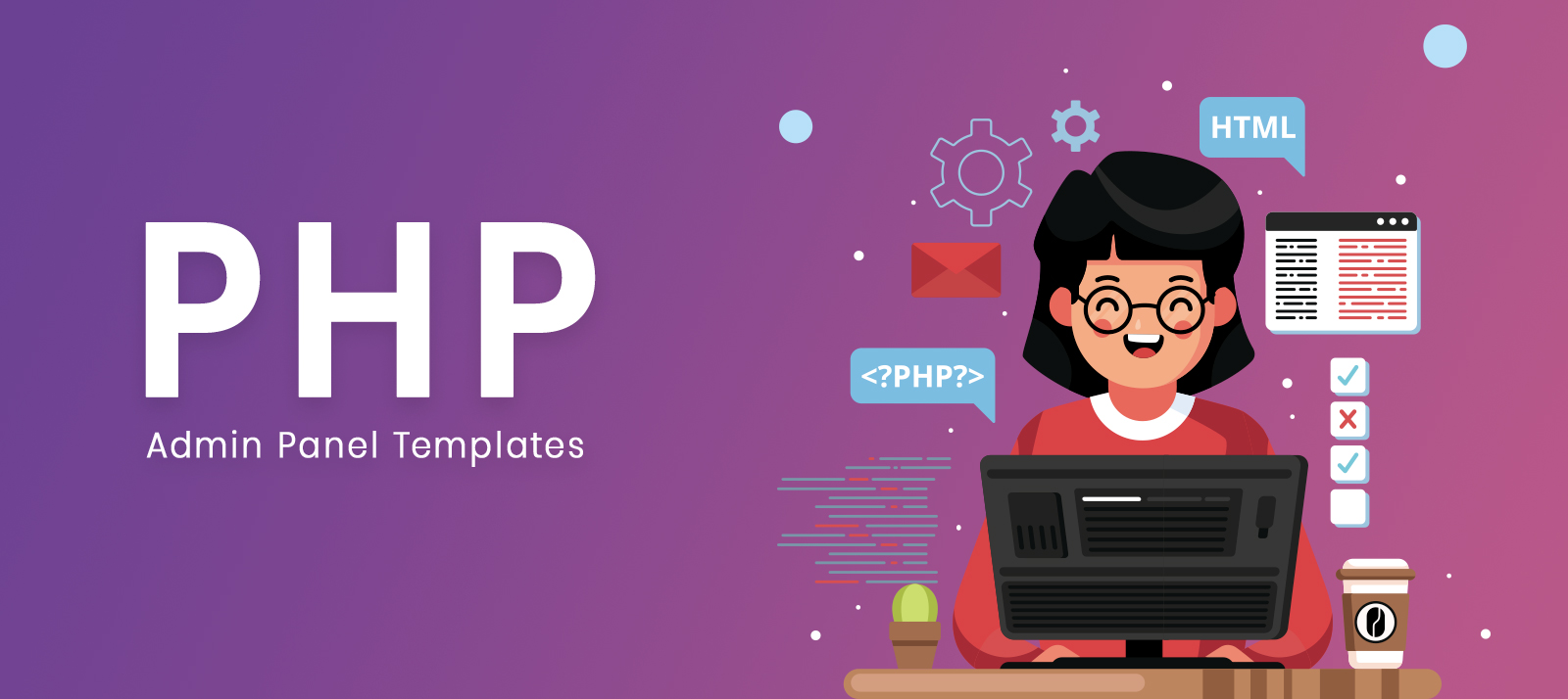 25+ Simple Admin Panel Templates In PHP You Should Try In 2020
