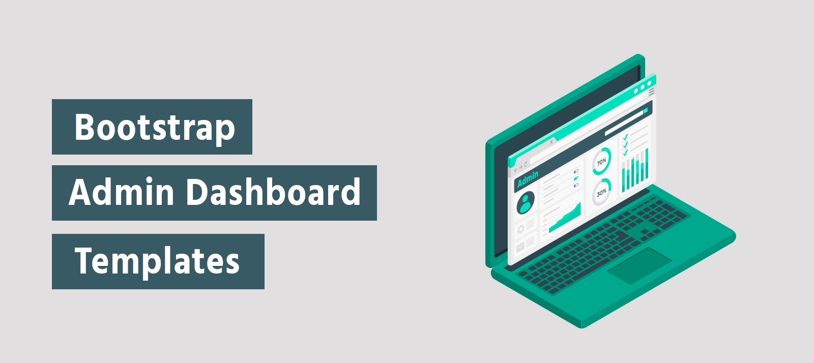 30 Easy To Use Bootstrap Admin Dashboard Templates Available To Users For Free