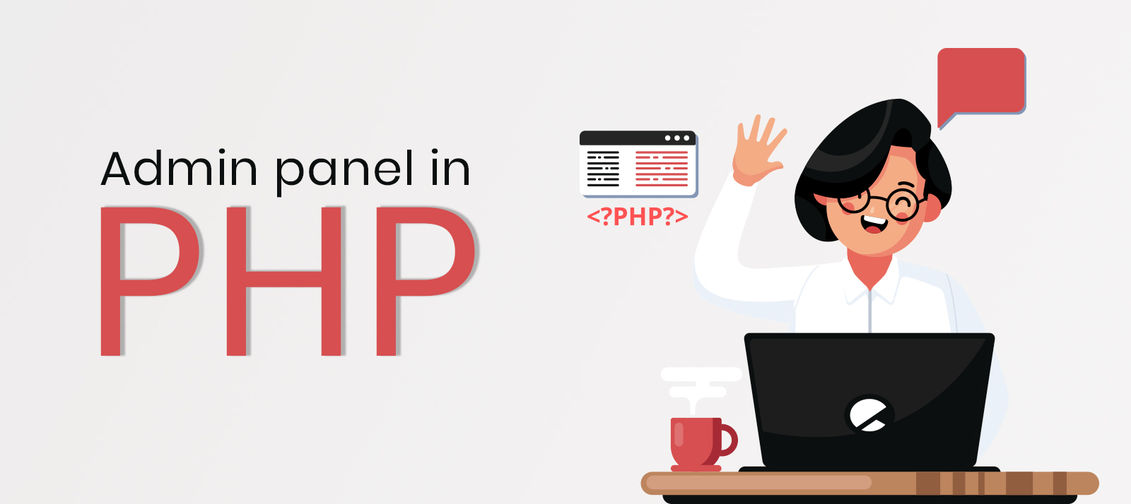 How to Create an Admin Panel in PHP using a free template