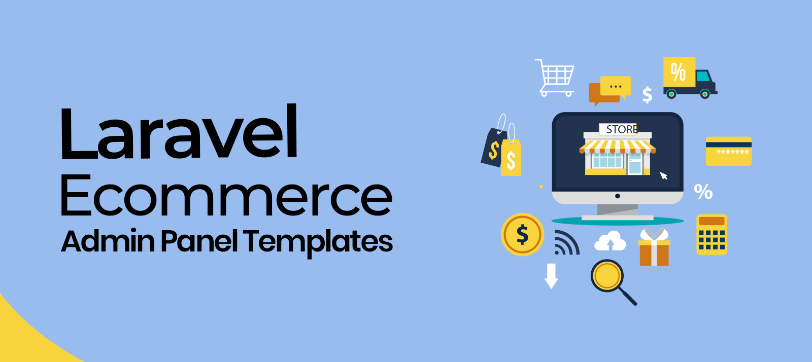 Laravel Ecommerce Admin Panel Templates You Do Not Want To Miss Out In 2020